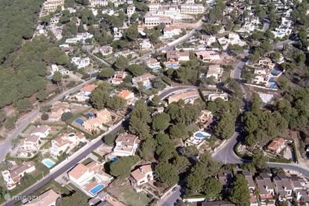 Luchtfoto van Urbanisatie Torre Vella