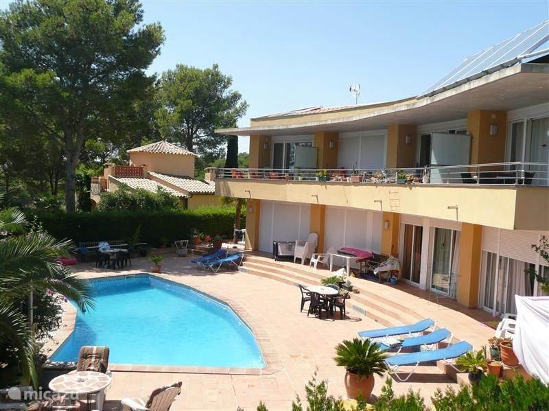 Vakantiehuis Spanje, Costa Brava, L'Estartit geschakelde woning Buckingham