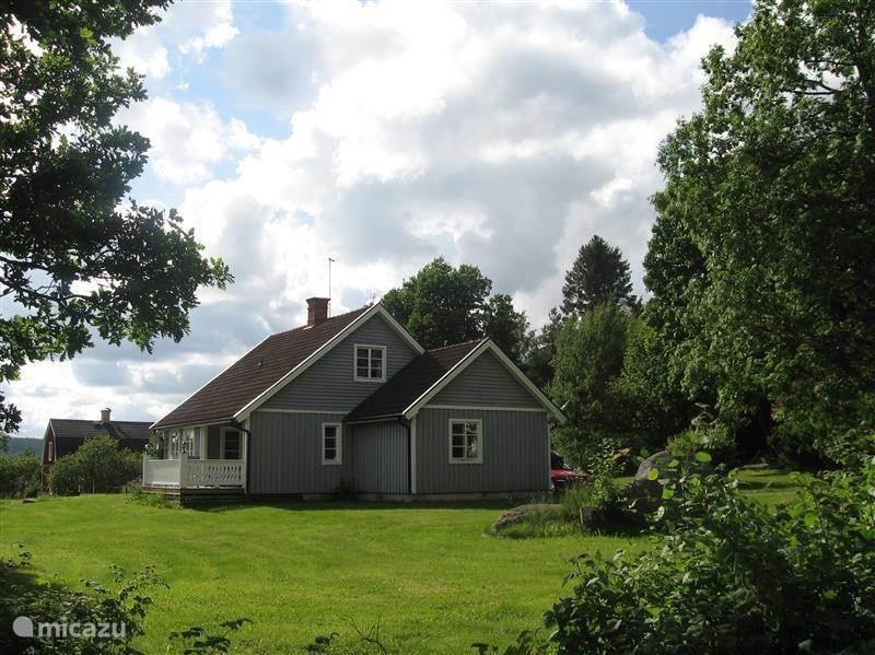 Vakantiehuis Zweden, Värmland, Nykroppa - villa Swe-Home Hornkullen