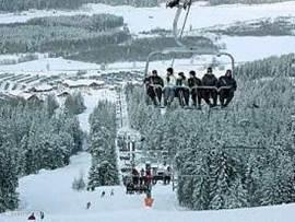De skilift van Säfsen