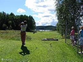 Golfbaan in Storfors (16km)