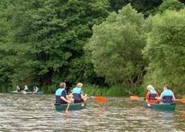 Je kan ook aan kanotochten deelnemen 1 of meerdaags in Storfors en Nykroppa
