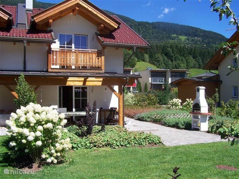 Vakantiehuis Oostenrijk, Karinthië, Kötschach-Mauthen Chalet Casa di Campo