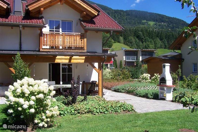 Vacation rental Austria, Carinthia, Kötschach-Mauthen Chalet Casa di Campo