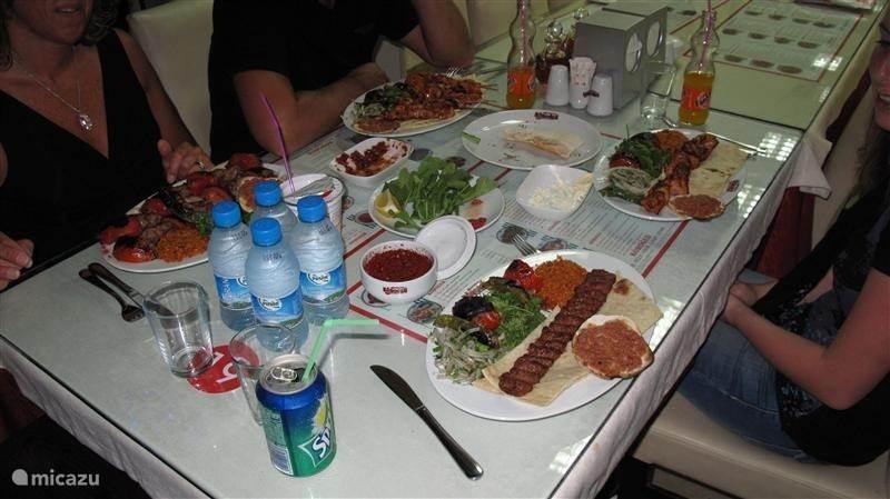 De Turkse keuken