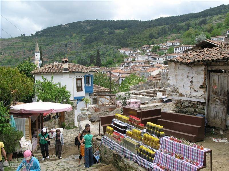 Het dorp Sirince
