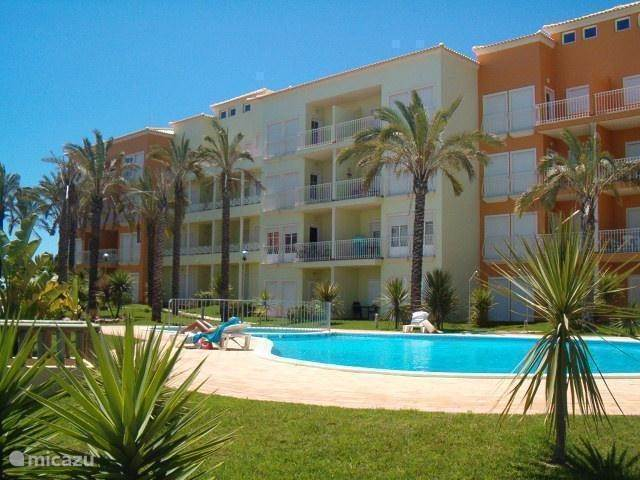 Vakantiehuis Portugal, Algarve, Praia Da Oura appartement Appartement I.R.S Praia da Oura