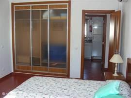 slaapkamer en kasten