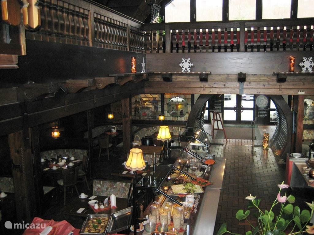 Restaurant op Seepark Kirchheim