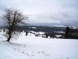 Winter in Hessen