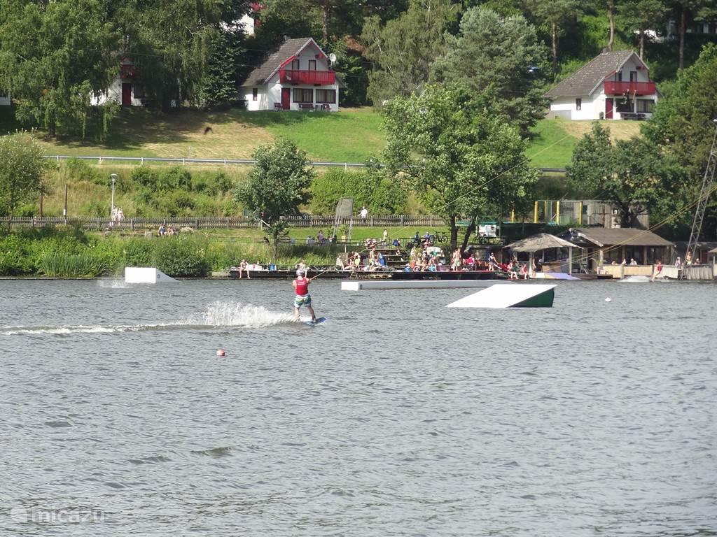 Water skiën