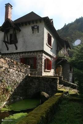 Moulin sur Besbre: zijaanzicht