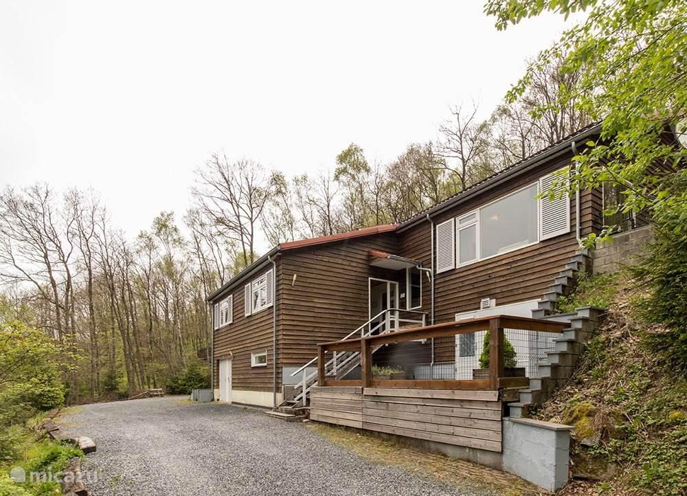 Ferienwohnung Belgien, Ardennen, Manhay - villa Saphir