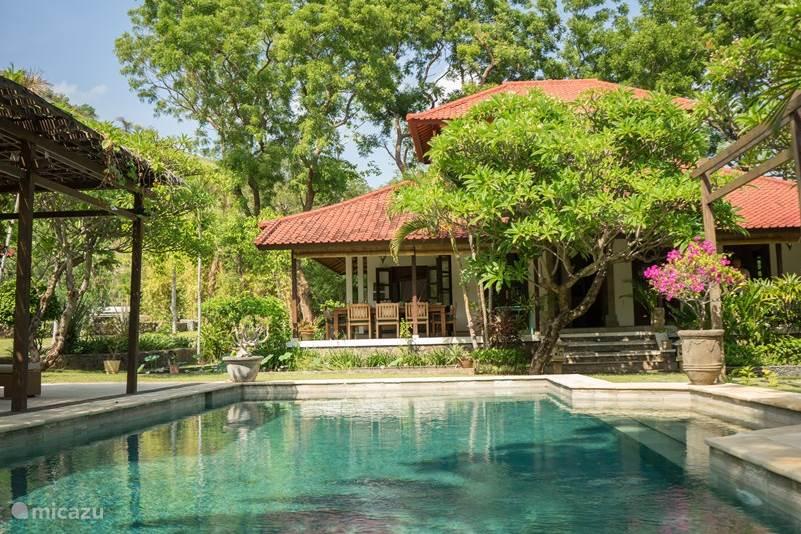 Vacation rental Indonesia – villa Villa Bukit Kaja Kauh