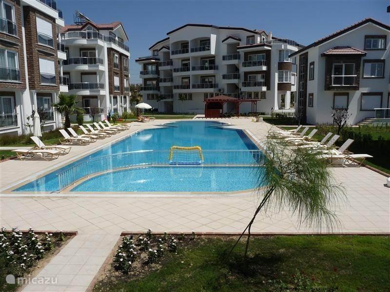 Vakantiehuis Turkije, Turkse Rivièra, Side Appartement Selena Garden