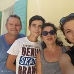 Gerd, Angelika, Marie & Max
