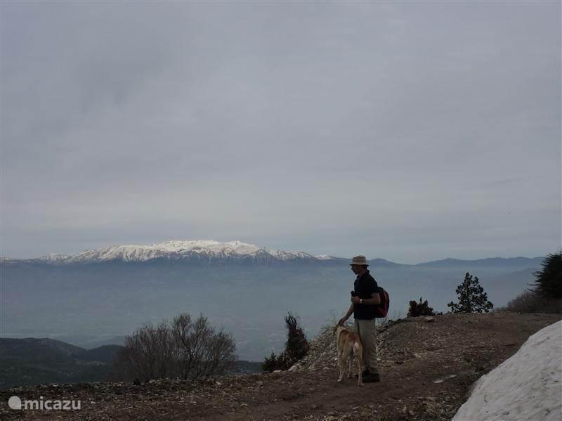 Vanuit Fethiye en Ovacik zijn veel wandel/trekkings mogelijkheden, zoals de Lucië trektocht.