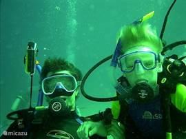 Bali een geweldig eiland om diep zee te duiken