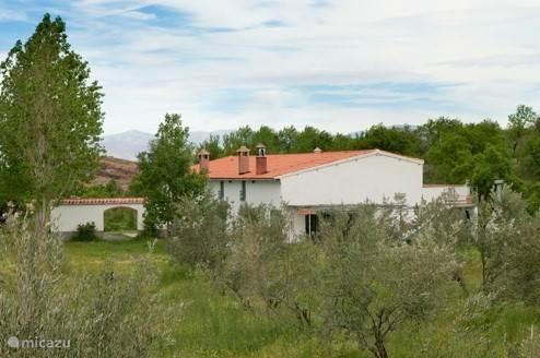 Vakantiehuis Spanje, Andalusië, Alquife Vakantiehuis Herberg Sierra Nevada Andalusie