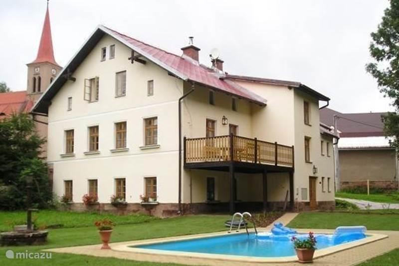 Villa Dream House In Cermna Riesengebirge Tschechien