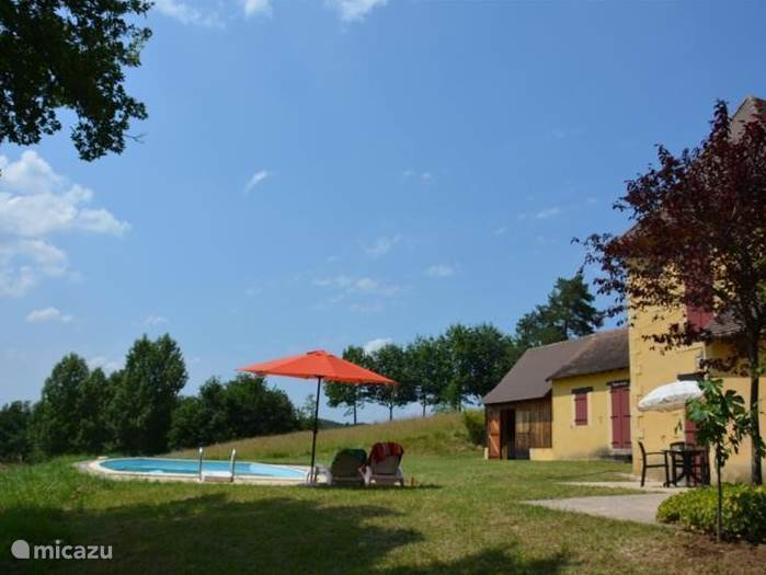 Vacation rental France, Dordogne, Bars Holiday house La Grimaudie - 'Le vieux Rabot'