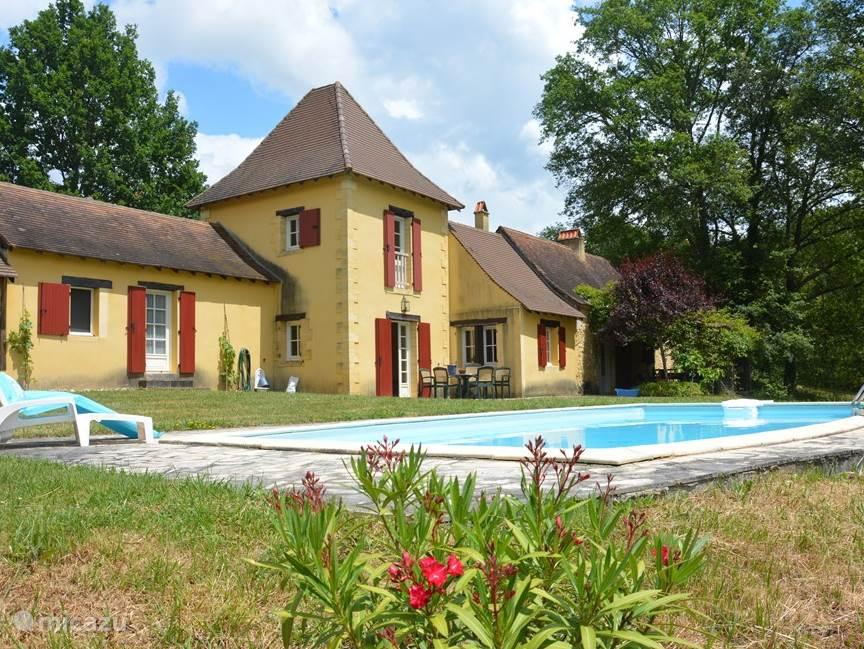 Vacation rental France, Dordogne, Bars - holiday house La Grimaudie - Le vieux Rabot