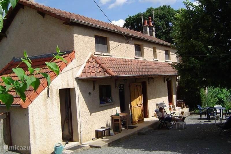 Vakantiehuis Frankrijk, Nièvre, Ternant Vakantiehuis Les Prâts