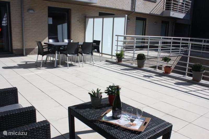 Vacation rental Belgium, Belgian Coast, Bredene Apartment Zeewinde