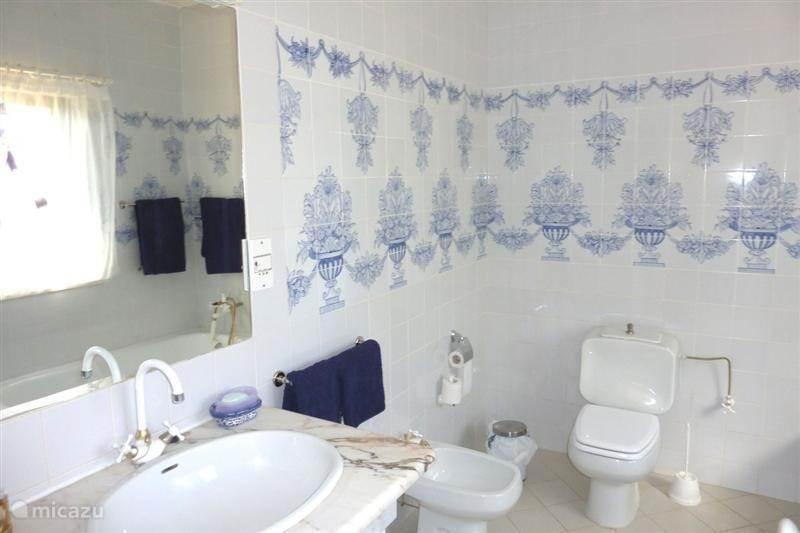 Badkamer master bedroom