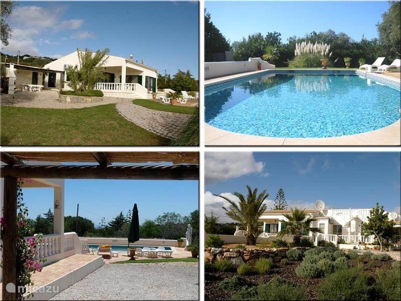Vakantiehuis Portugal, Algarve, Santa Barbara De Nexe villa Casa Braganza