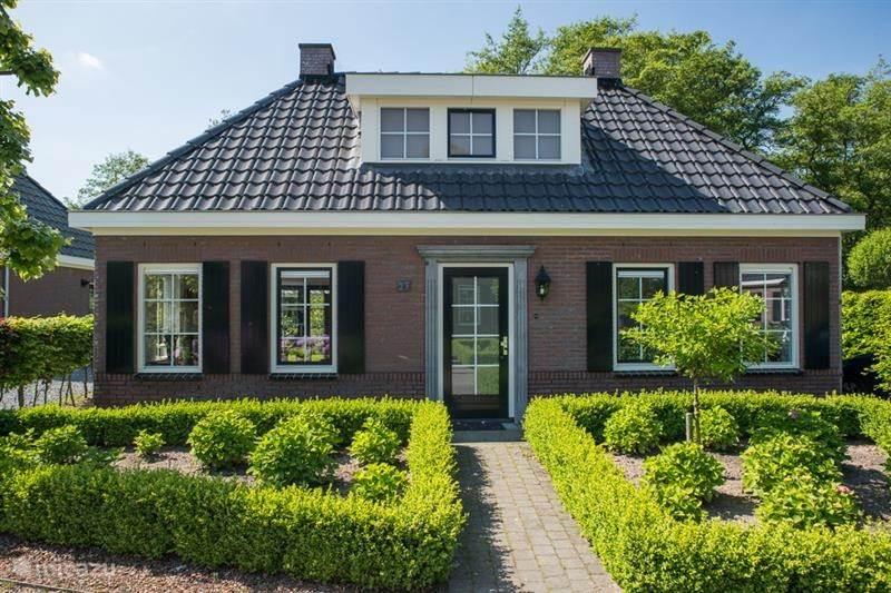 Vakantiehuis Nederland, Gelderland, Nunspeet - vakantiehuis Vakantiehuis aan het Veluwemeer