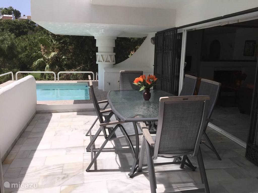 Vakantiehuis Spanje, Costa del Sol, Sitio De Calahonda appartement Balcones del Campanario