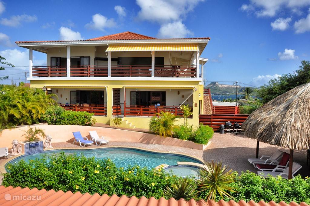 Vakantiehuis Curacao, Banda Ariba (oost), Jan Thiel Appartement Apartments Home Sweet Home Curacao