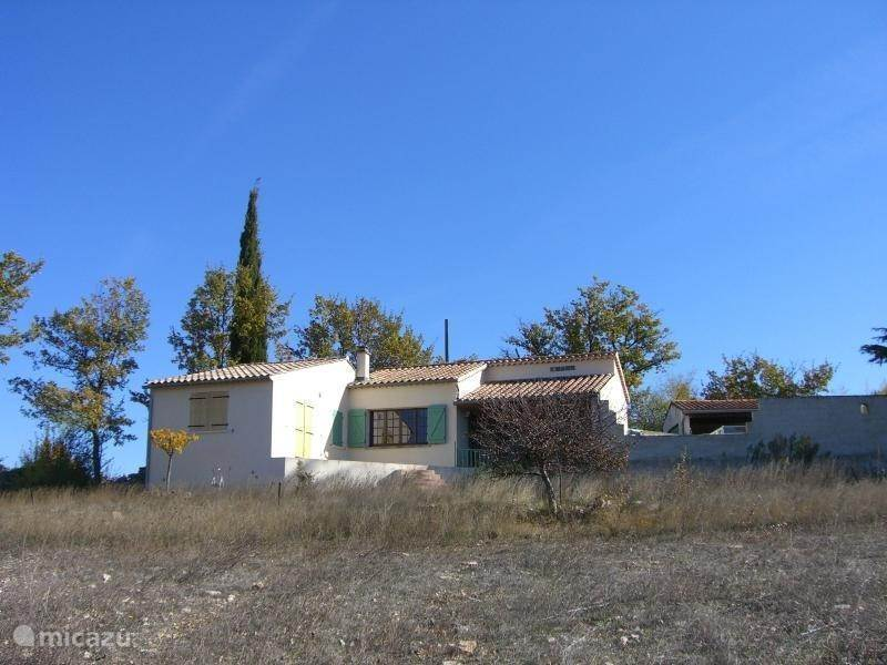 De indeling van het huis
