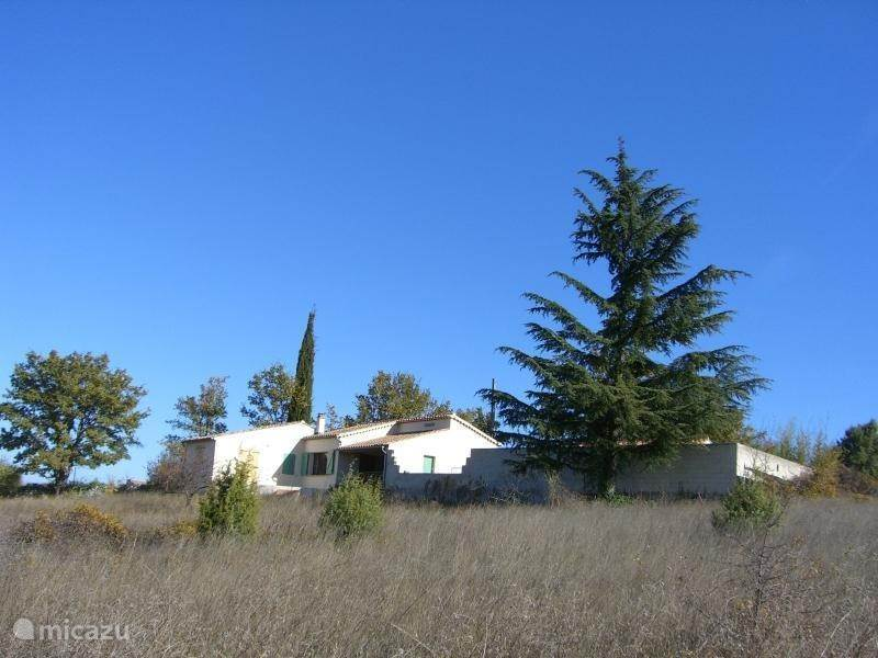Vacation rental France, Languedoc-Roussillon, Barjac Holiday house Le Chêne