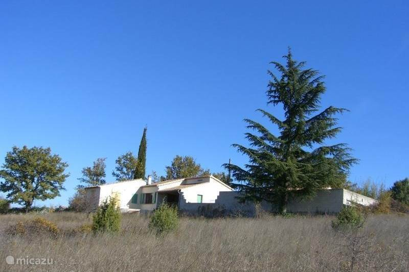 Vakantiehuis Frankrijk, Gard, Barjac Vakantiehuis Le Chêne