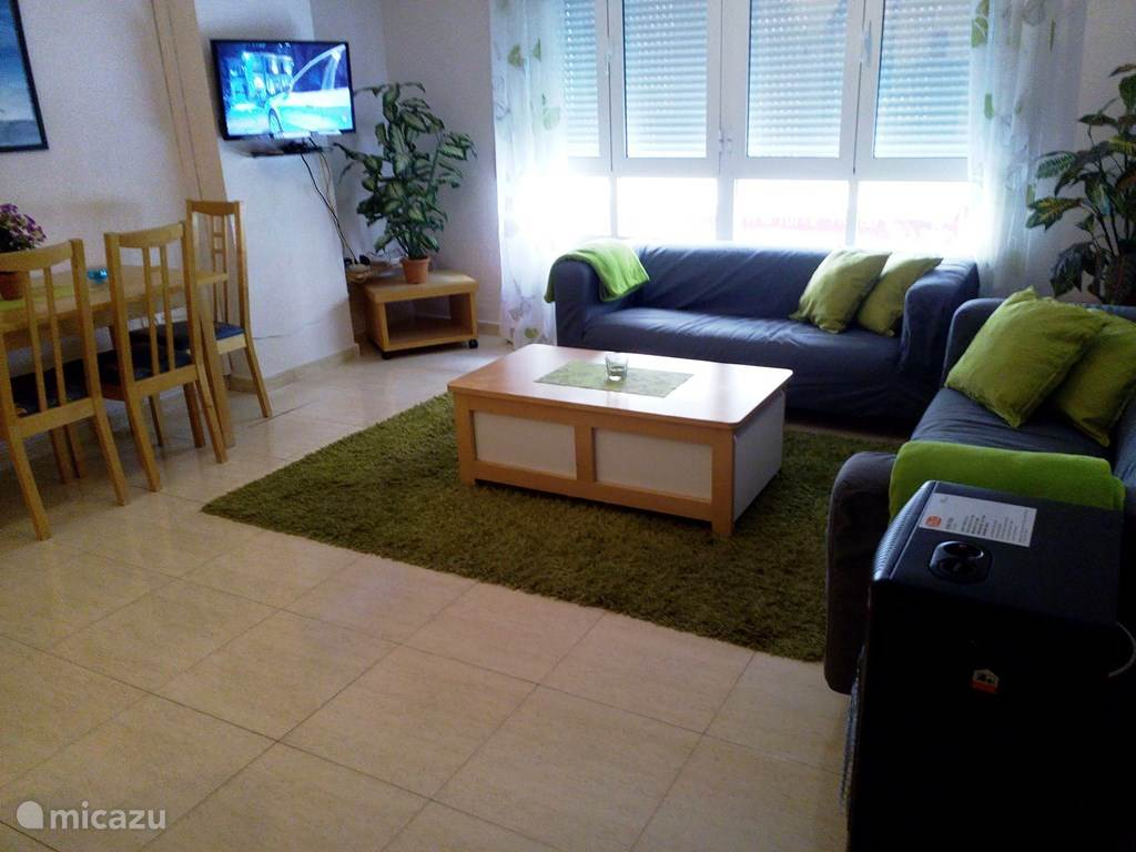 Vakantiehuis Spanje, Costa Blanca, Torrevieja - appartement Appartement centrum WIFI & TV box
