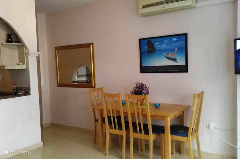 Vakantiehuis Spanje, Costa Blanca, Torrevieja Appartement Appartement centrum WIFI & TV box