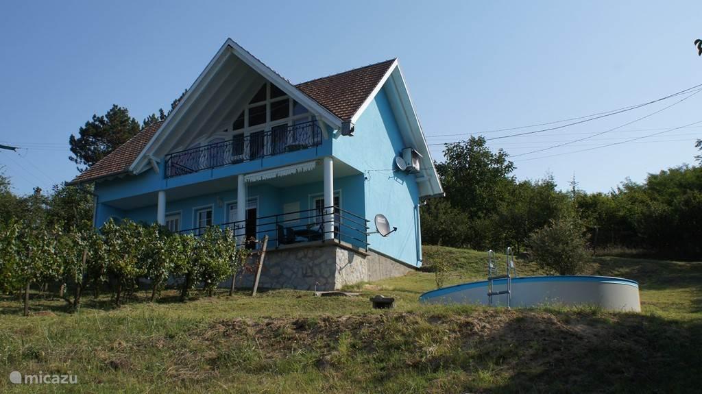 Vakantiehuis Hongarije – vakantiehuis Pínce Ház