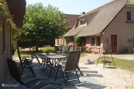 Vakantiehuis Nederland, Gelderland, Dodewaard boerderij Vakantie boerderij Meerzorg