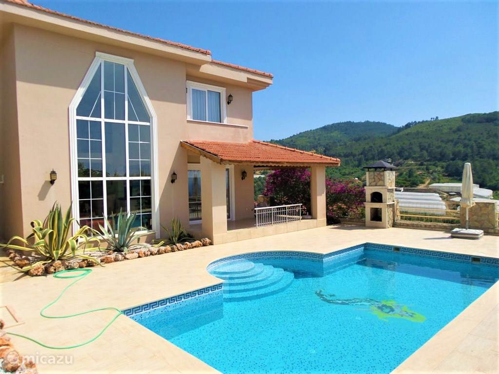 Vacation rental Turkey – villa Villa Valencia