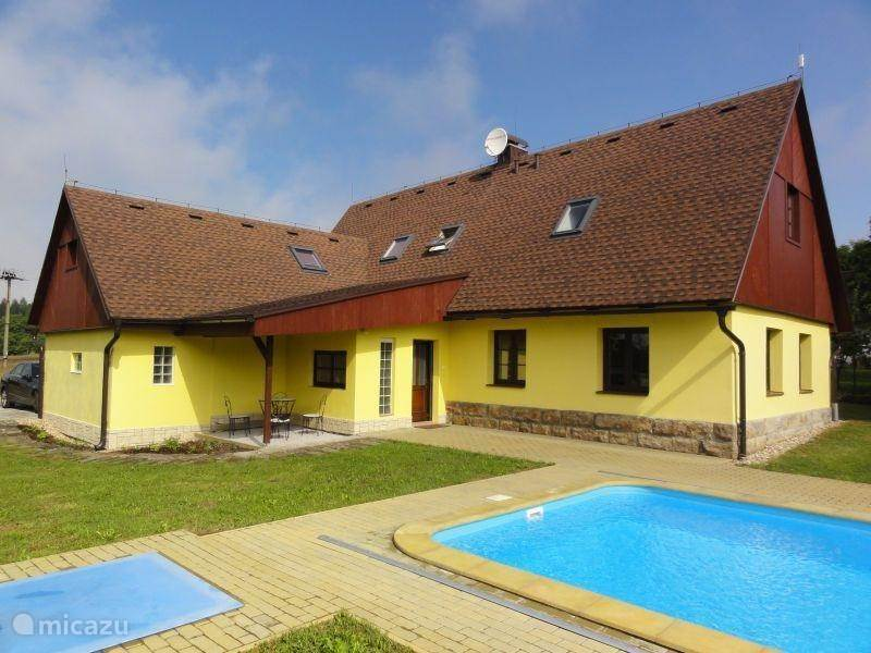 Vacation rental Czech Republic, Giant Mountains, Nemojov - holiday house Farmhouse