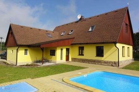 Vakantiehuis Tsjechië, Reuzengebergte, Nemojov vakantiehuis Farmhouse