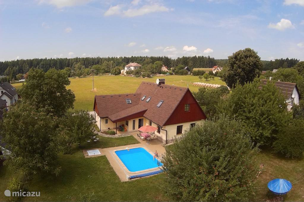 Vacation rental Czech Republic, Giant Mountains, Nemojov Holiday house Farmhouse