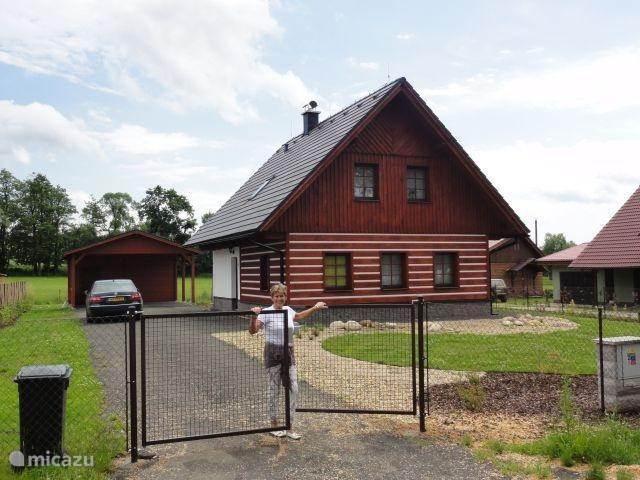 Vakantiehuis Tsjechië, Reuzengebergte, Fort Cerny Dul Chalet Hunters Home