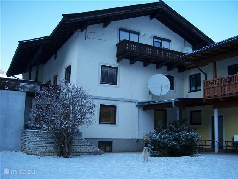Vacation rental Austria, Salzburgerland, Kaprun apartment Appartement Nancy