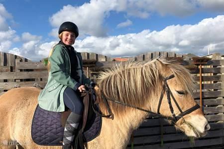 Paardrijden bij Elzenhof