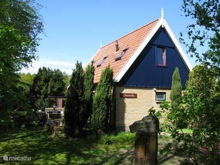 Vakantiehuis Nederland, Texel, Den Burg – gîte / cottage In de jeneverbes