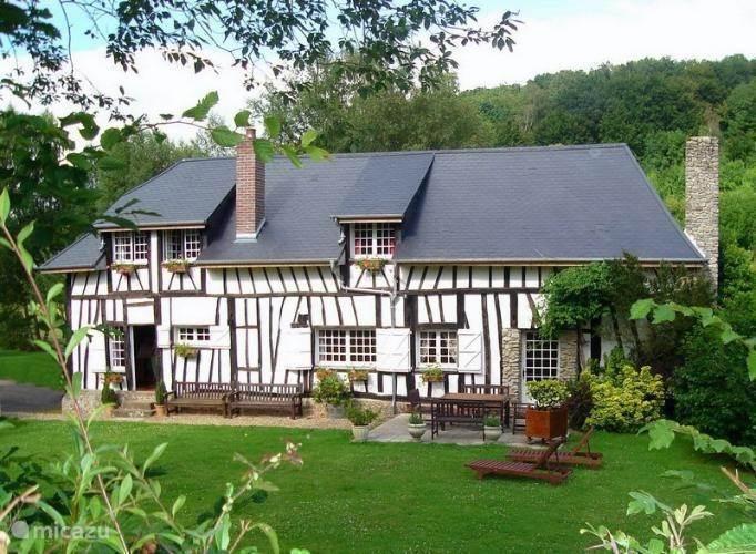Vakantiehuis Frankrijk, Seine-Maritime, Criquiers Gîte / Cottage Le Moulin a Godets