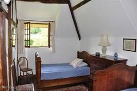 Slaapkamer 2 (met twee twijfelaars)